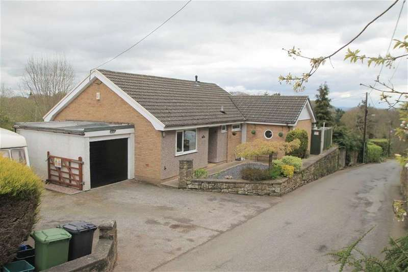 2 Bedrooms Detached Bungalow for sale in Castletown Road, Moss, Wrexham