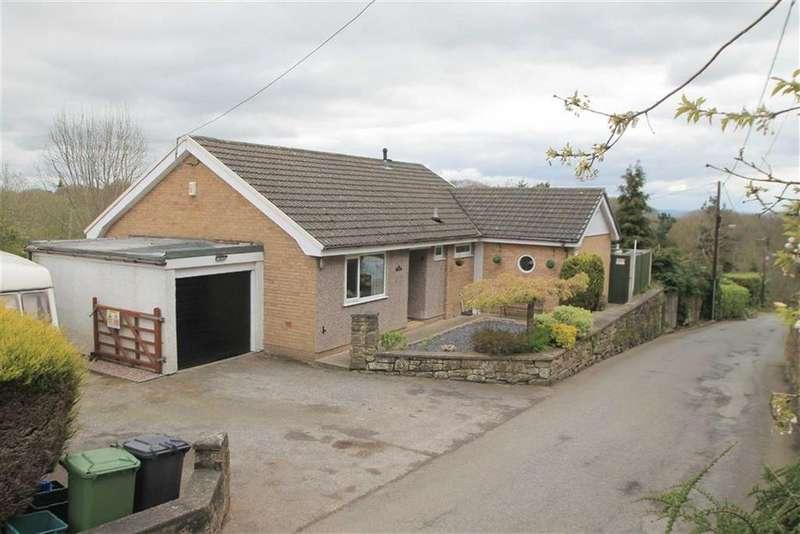 2 Bedrooms Detached Bungalow for sale in Castletown Road, Moss, Wrexham