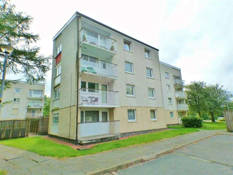 2 Bedrooms Apartment Flat for sale in Glen Isla, St. Leonards, EAST KILBRIDE