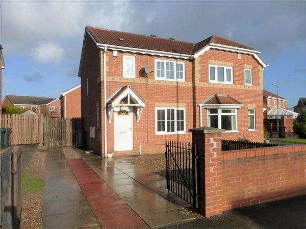 3 Bedrooms Semi Detached House for sale in Stoney Royd, Barnsley