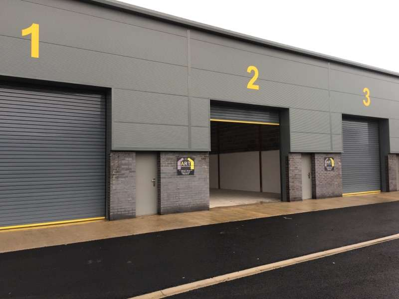 Commercial Property for sale in Industrial unit for sale at Unit 6 Sankey Vally Industrial Estate Earlstown St Helens Warr