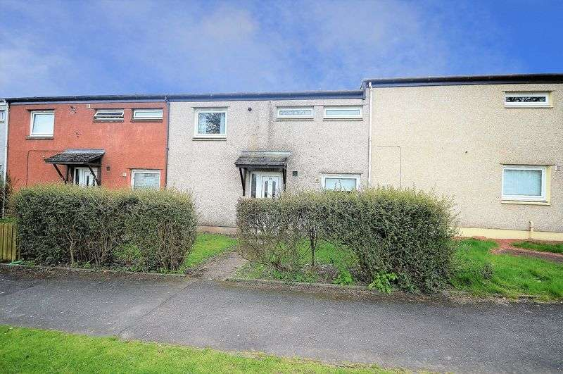 3 Bedrooms Terraced House for sale in Greenlaw Crescent, Macedonia, Glenrothes