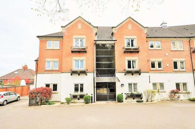 2 Bedrooms Apartment Flat for sale in Riverside Lodge, Bishopthorpe Road, York