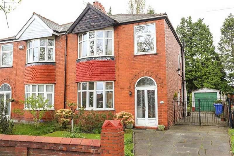 3 Bedrooms Semi Detached House for sale in Broadstone Road, Heaton Chapel