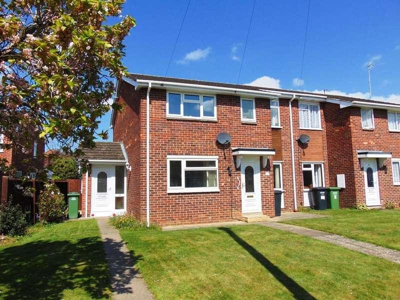 2 Bedrooms Ground Maisonette Flat for sale in Ferry Lane, Offenham