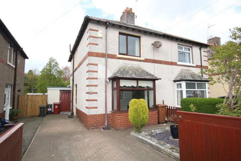 2 Bedrooms Semi Detached House for sale in 213 Roose Road, Barrow-In-Furness