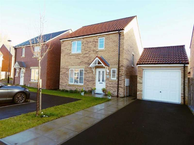 3 Bedrooms Detached House for sale in Howdon Green, Wallsend, Tyne Wear, NE28