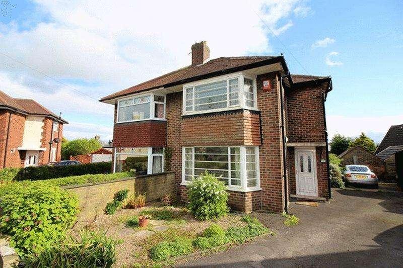 2 Bedrooms Semi Detached House for sale in Green Park Road, Halifax