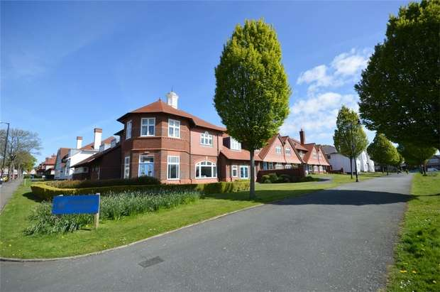 2 Bedrooms Flat for sale in Osborne Court, Central Road, Port Sunlight, Merseyside