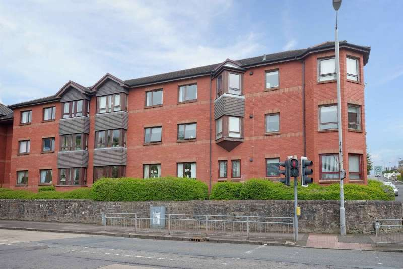 3 Bedrooms Ground Flat for sale in Barclay Court, Old Kilpatrick, West Dunbartonshire, G60 5DF