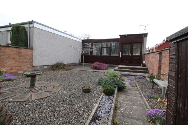2 Bedrooms Bungalow for sale in Hazel Hill, Glenrothes, KY6