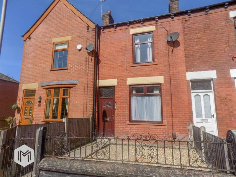 2 Bedrooms Terraced House for sale in Danes Avenue, Hindley, Wigan, Lancashire