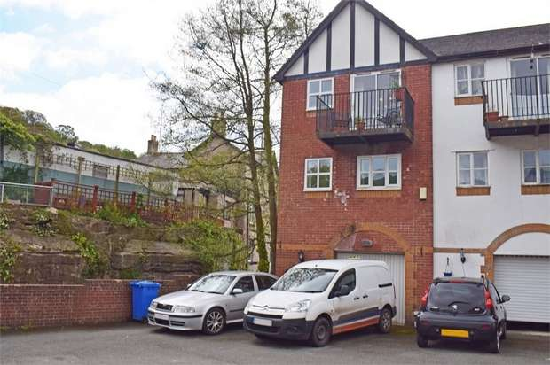 3 Bedrooms End Of Terrace House for sale in Llys Y Barcty, Llangollen, Denbighshire