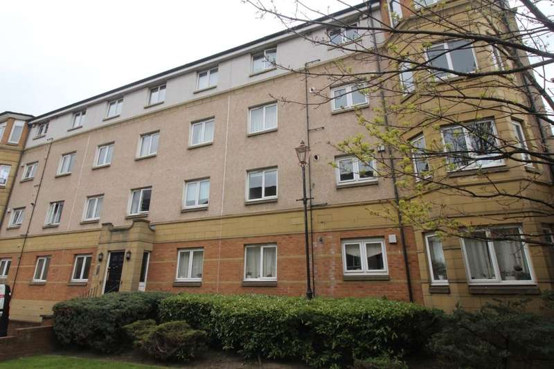 2 Bedrooms Flat for sale in Easter Dalry Rigg, Edinburgh, EH11