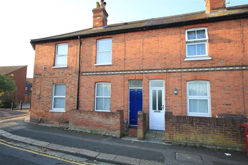 2 Bedrooms Terraced House for sale in Orts Road, Reading, RG1