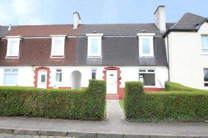 3 Bedrooms Terraced House for sale in Cowdenhill Place, Knightswood, Glasgow