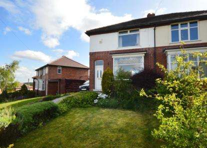 3 Bedrooms Semi Detached House for sale in Toll Bar Road, Rotherham, South Yorkshire