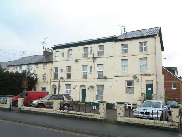 1 Bedroom Flat for rent in Chatham Street, Reading, RG1 7HT