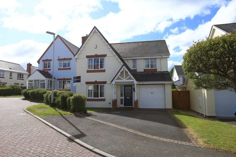 4 Bedrooms Detached House for sale in Mount Batten, Plymouth