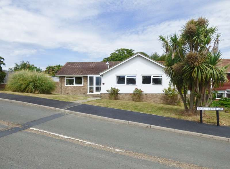 3 Bedrooms Detached Bungalow for sale in Seaview, Isle of Wight