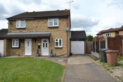 2 Bedrooms Semi Detached House for sale in Chelmsford, Essex