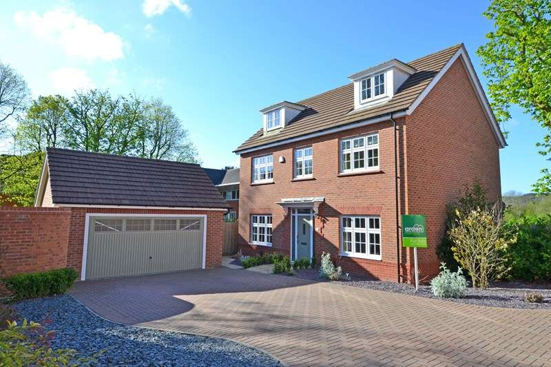 5 Bedrooms Detached House for sale in Barnard Close, Rednal, Birmingham