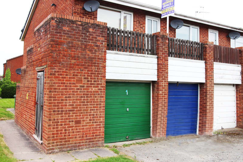1 Bedroom Maisonette Flat for sale in Elkstone Close, Worcestershire, Worcester, WR4