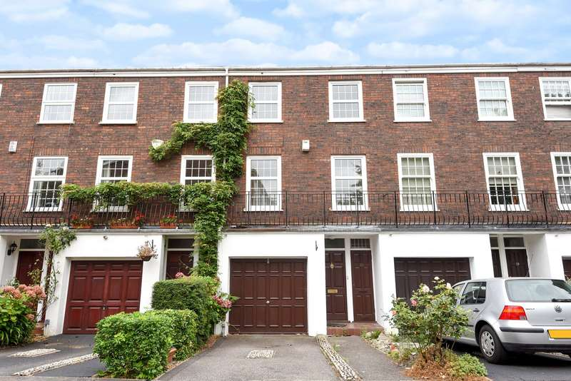 3 Bedrooms Town House for sale in Teddington