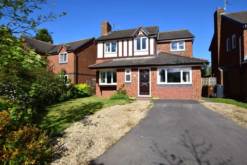4 Bedrooms Detached House for sale in Spring Hill, Freckleton