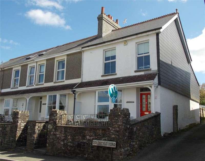 3 Bedrooms End Of Terrace House for sale in Endsleigh Terrace, Liskeard