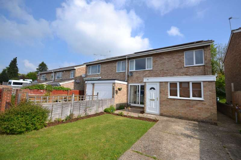 4 Bedrooms Semi Detached House for sale in Kingsway, Caversham Park