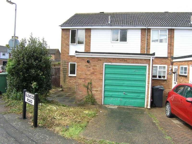3 Bedrooms End Of Terrace House for sale in Glencoe Road, Bushey Village