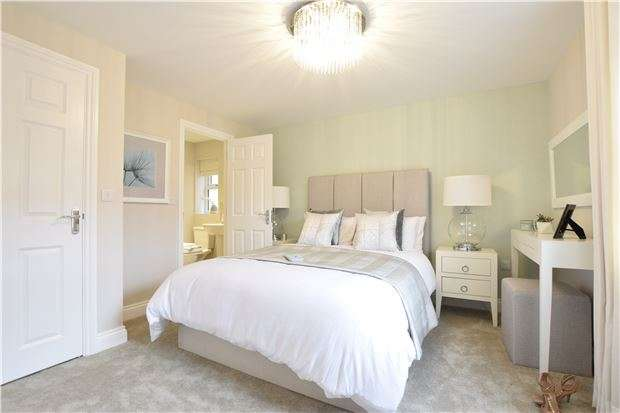 4 Bedrooms Semi Detached House for sale in The Randolph, Churchill Gardens, Broad Lane, Yate, BRISTOL, BS37 7LA
