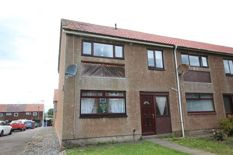 3 Bedrooms Terraced House for sale in Overton Mains, Kirkcaldy