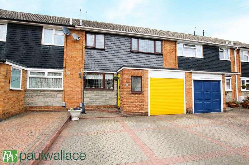 3 Bedrooms Terraced House for sale in Prospect Road, Cheshunt