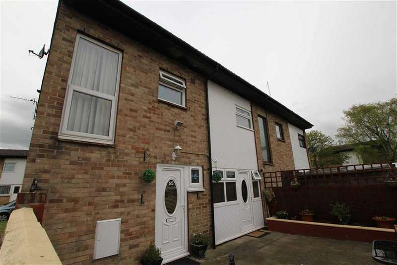 3 Bedrooms Semi Detached House for sale in Winterburn Place, Newton Aycliffe, County Durham
