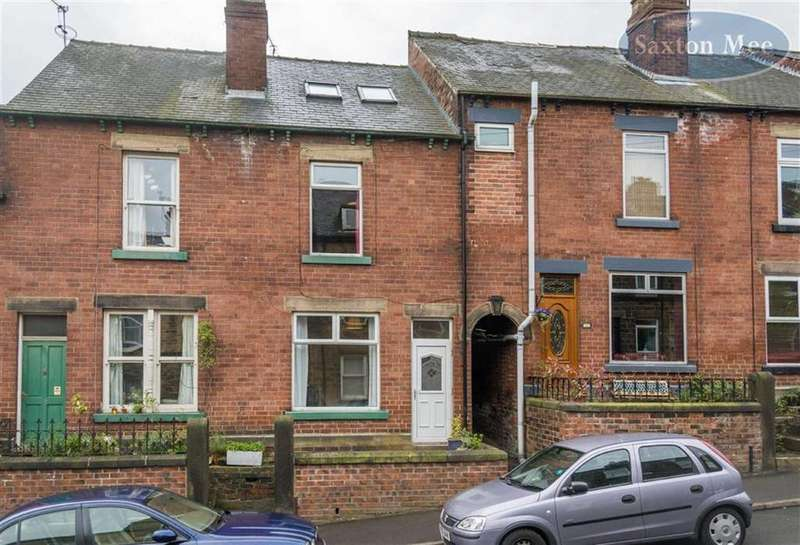 3 Bedrooms Terraced House for sale in Freedom Road, Walkley, Sheffield, S6