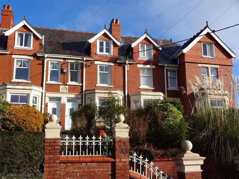 4 Bedrooms Terraced House for sale in Fronwen Terrace, Cradoc Road, Brecon, Powys