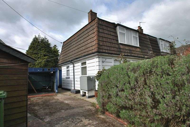 3 Bedrooms Terraced House for sale in JOYS GREEN, NR. LYDBROOK, GLOUCESTERSHIRE
