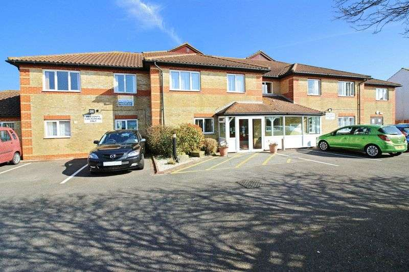 2 Bedrooms Retirement Property for sale in Amberley Court, Lancing, BN15 8DS