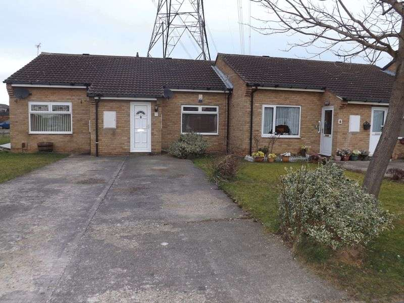 1 Bedroom Semi Detached Bungalow for sale in Beckwith Road, Yarm