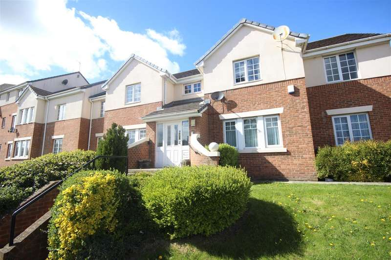2 Bedrooms Flat for sale in Lowland Road, Brandon, Durham