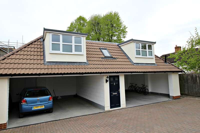 1 Bedroom Apartment Flat for sale in Cooks Way, Hitchin, SG4