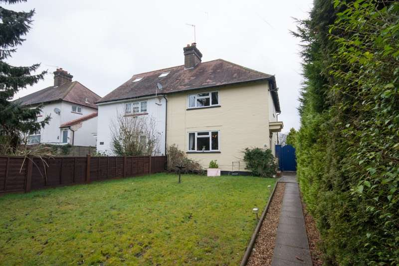 2 Bedrooms Semi Detached House for sale in Eastbourne Road, Godstone, Surrey, RH9