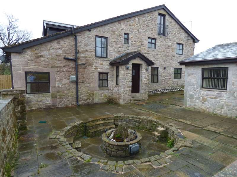 4 Bedrooms Barn Conversion Character Property for sale in Lower close farm, Withnell, Chorley, Lancashire, PR6