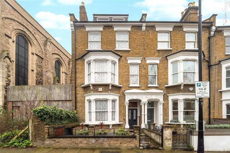 7 Bedrooms End Of Terrace House for sale in Shirlock Road, Hampstead, London