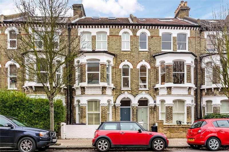 2 Bedrooms Flat for sale in Vardens Road, Battersea, London