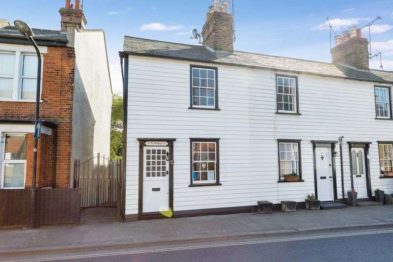 2 Bedrooms Terraced House for sale in Weir Pond Road, Rochford