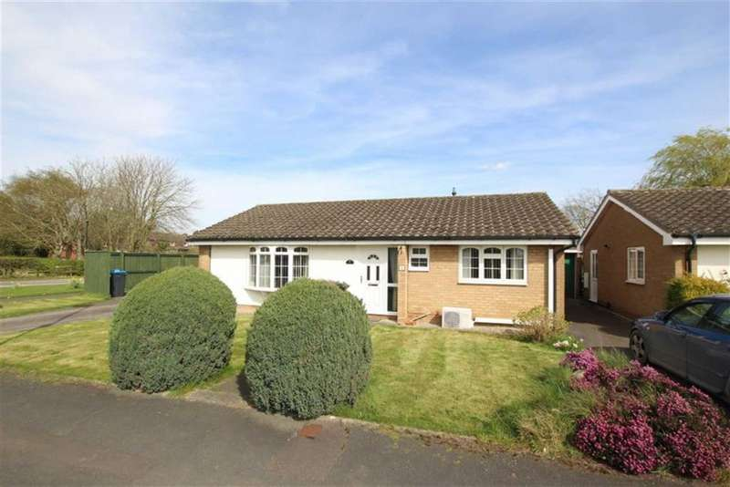3 Bedrooms Detached Bungalow for sale in Green Acres, Morton On Swale, North Yorkshire