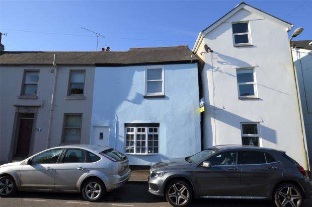 2 Bedrooms Terraced House for sale in Ringmore Road, Shaldon, Devon